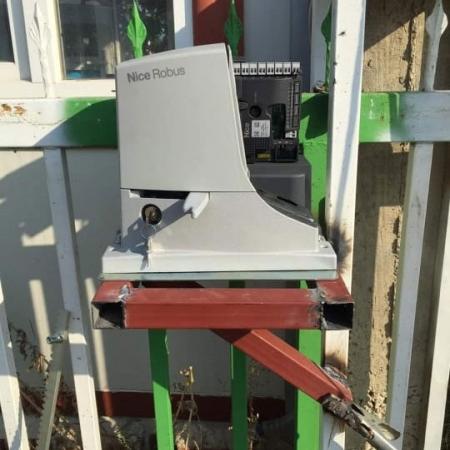 Pintu Remote Autogate