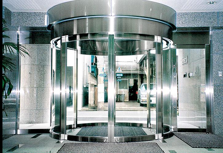 Circular Auto Door EU Circular Door Operator