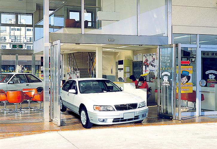 Wide-open Auto Door BO-11/BOG-11 Wide-open Door Operator